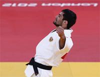 Арсен Галстян на олимпиаде в Лондоне
