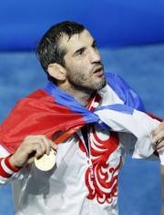 Бувайсар Сайтиев на олимпиаде в Пекине