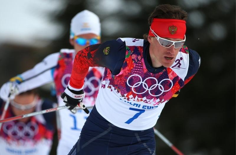 Максим Вылегжанин на Олимпийских играх в Сочи