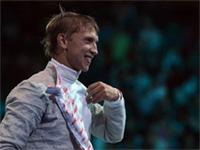 Николай Ковалёв на олимпиаде в Лондоне