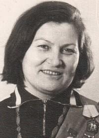 Пономарёва Нина фото