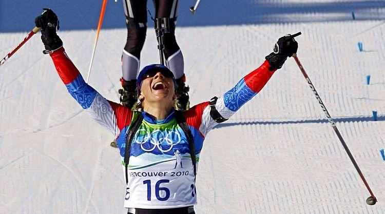 Серебро Ольги Зайцевой на Олимпиаде-2010