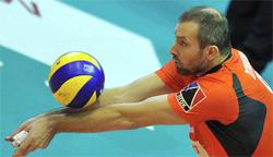 Сергей Тетюхин - волейболист белгородского Белогорья