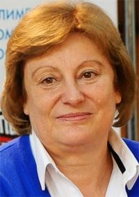 Быкова Тамара фото
