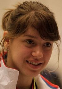 Бацарашкина Виталина фото