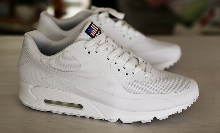 the latest 607bd 0340e nike air max 90 hyperfuse white review