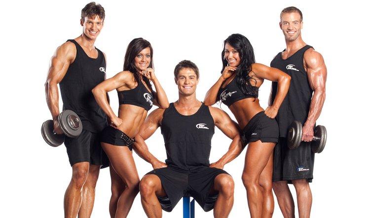 Спортивное питание — и результат на лицо