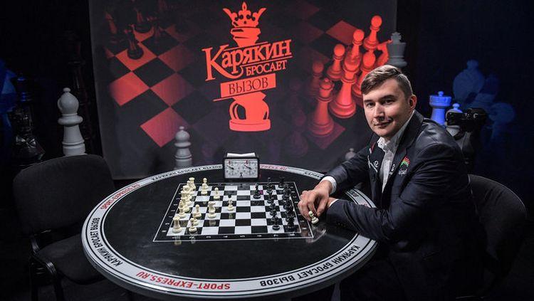 В следующем году выйдет шахматная программа с участием Сергея Карякина