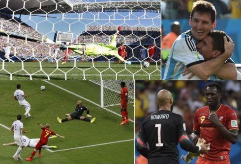 Прогноз на четвертьфинал Чемпионата мира по футболу 2014 в Бразилии