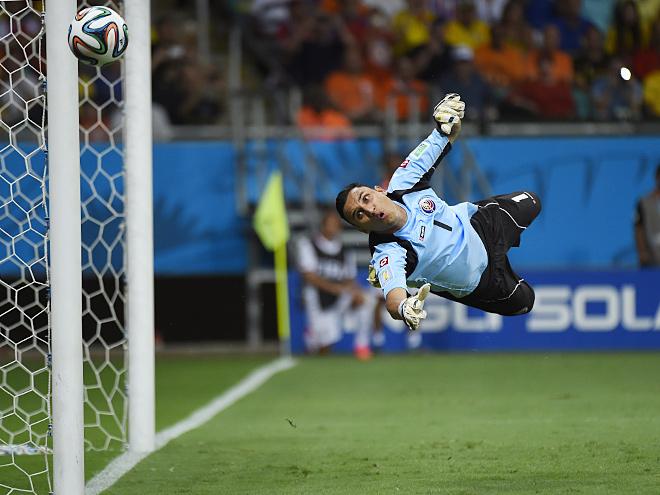 Сборная Голландии по пенальти обыграла сборную Коста-Рики