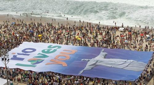 Ситуация с подготовкой к олимпийским играм в Рио-де-Жанейро остаётся критической