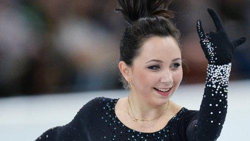 Липницкая заняла второе место на этапе Гран-при в Китае