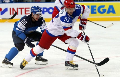 Сборная России по хоккею разгромлена финнами