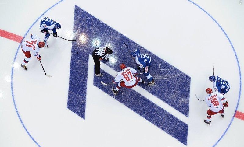 Сборная России по хоккею победила в Кубке Первого канала
