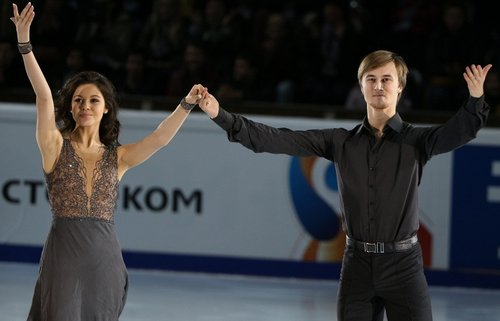 Стартовал чемпионат России по фигурному катанию