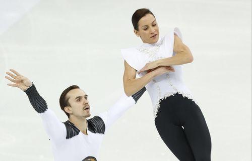 Ксения Столбова и Федор Климов выиграли чемпионат России