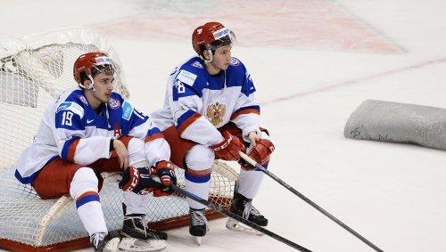 Россия уступила Канаде в финале молодежного ЧМ-2015