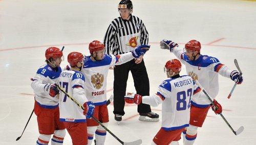 Россия начала чемпионат мира победой над норвежцами