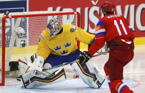 Россия побеждает Швецию и выходит в полуфинал ЧМ-2015