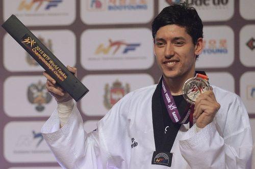 Алексей Денисенко — серебряный призёр чемпионата мира!