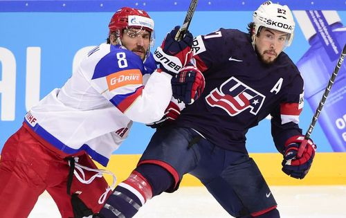 Россия победила США и сыграет в финале чемпионата мира!