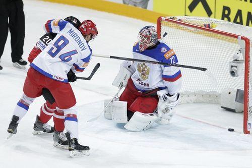 Канада — чемпион мира по хоккею 2015 года