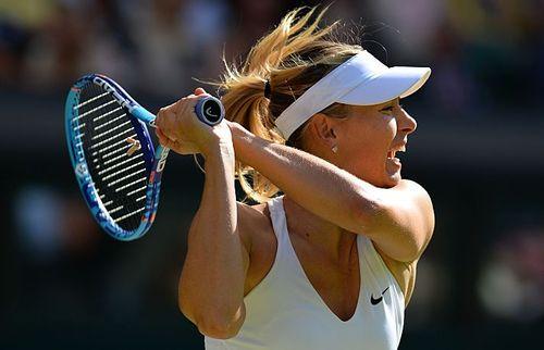 Мария Шарапова проиграла Сирене Уильямс в полуфинале Уимблдона-2015