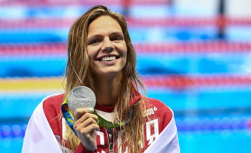 Юлия Ефимова завоевала еще одно серебро Олимпиады!
