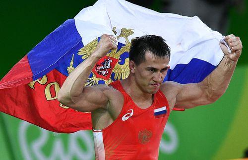 Роман Власов — двукратный олимпийский чемпион!