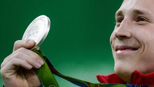 Денис Аблязин — пятикратный призёр Олимпиад!