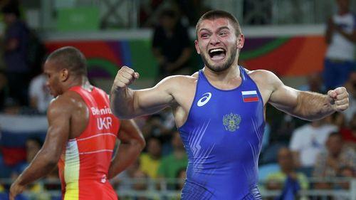 Давит Чакветадзе стал олимпийским чемпионом!