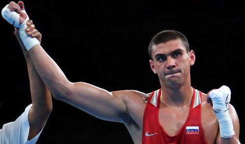 Боксёр Евгений Тищенко — олимпийский чемпион!