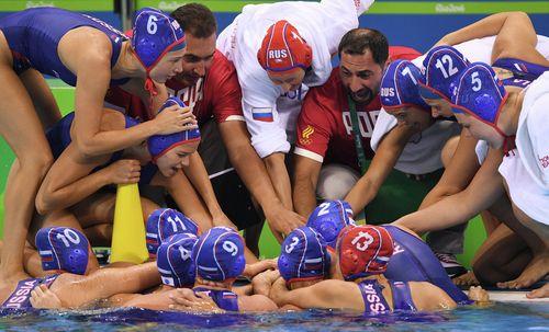 Российские ватерполистки выиграли бронзу Игр-2016!