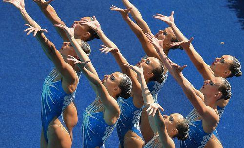 Российские синхронистки выиграли золото Игр-2016!