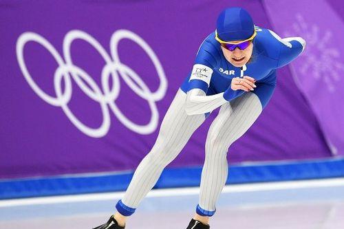 Наталья Воронина завоевала бронзу на дистанции 5000 метров