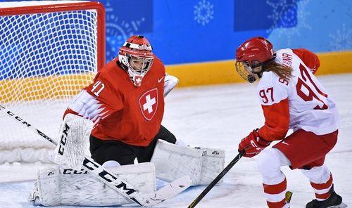Российские хоккеистки — в полуфинале Олимпиады!
