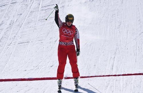 Фристайлист Сергей Ридзик завоевал бронзовую медаль в ски-кроссе!