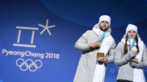 Керлингисты Брызгалова и Крушельницкий лишены бронзы Олимпиады