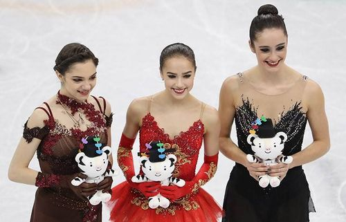 Алина Загитова — первое золото России на Олимпиаде в Пхёнчхане!