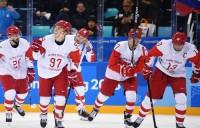 Российские хоккеисты вышли в финал Олимпийских игр!