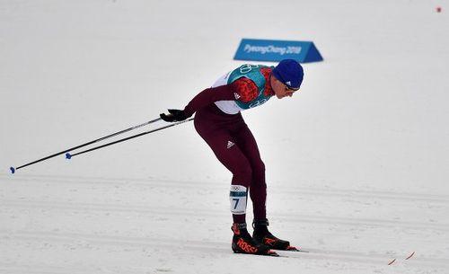 Лыжники Большунов и Ларьков завоевали медали в гонке на 50 километров!