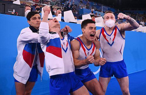 В третий день Олимпиады Россия завоевала три золота!