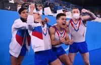В третий день Олимпиады у сборной России сразу три золота!