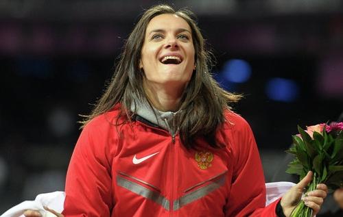 Елена Исинбаева выступит на Олимпийских играх 2016 года
