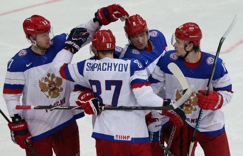 Россия вышла в полуфинал чемпионата мира