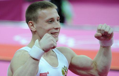 Денис Аблязин выиграл чемпионат Европы в вольных упражнениях