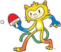 Настольный теннис на Олимпиаде-2016 в Рио
